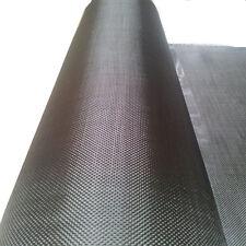 DIY 200g 1X1M 3K Carbon Cloth Fabric Carbon Fiber Origin Black