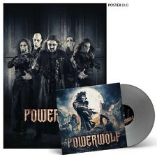 POWERWOLF - BLESSED & POSSESSED LP SILVER VINYL SEALED FREE U.S. SHIPPING