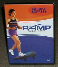 The Ramp Cardio Reinvented (DVD) NEW