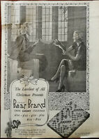 British Bear Brand The Loveliest of All Christmas Presents Vintage Advert 1936
