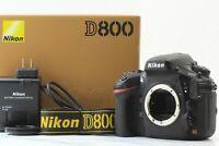 [TOP MINT in BOX Shot 12855] Nikon D800 36.3MP Digital SLR Camera From Japan 220