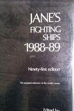 Jane's Fighting Ships 1988-1989