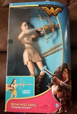 2017 Wonder Woman Movie Doll with Bow Wielding Action