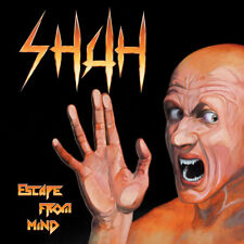 SHAH Escape from mind CD Stormspell Records 3-d cover rar!