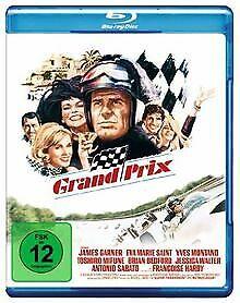 Grand Prix [Blu-ray] von John Frankenheimer   DVD   Zustand sehr gut