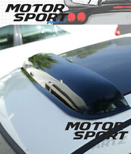 """3mm Deflector Sunroof Moon Roof Visor 880mm 34.6"""" Inches For Small Size Vehicle"""