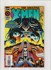 Amazing X-Men #3 NM- 9.2 Marvel Comics 1995 Age of Apocalypse Magneto,Rogue