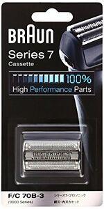 kc02  Braun Shaver series 7 blade-integrated cassette black F / C70B-3 Japan
