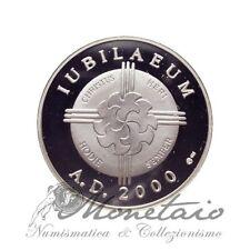 (Monetaio) Vaticano Medaglia Jubilaeum 2000 Gesù Argento