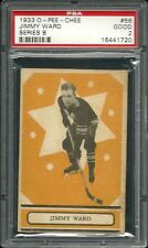 1933 OPC #56 Jimmy Ward PSA 2