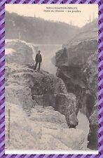 Cartolina - BELLEGARDE-GABRY - perdita del Rhône- le gouffre