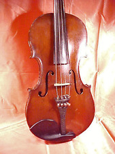 1904 Antique LOUIS LOWENDALL FULL SIZE VIOLIN Berlin Lovely Condition .. Signed