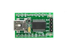 FT232RL MOD FTDI DIP module USB to serial UART converter AVR PIC, boot recovery