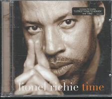 LIONEL RICHIE - TIME - CD (NUOVO SIGILLATO)