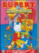 DVD ENFANT - RUPERT AU PAYS DES JOUETS - NEUF