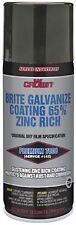 Aervoe 7008 Brite Galvanize Coating 65% Zinc Rich- Free Shipping