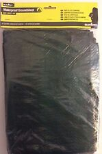 SUMMIT 1.8 x 2.4m Tenda la Tappeto con 8 occhielli di materiale PE impermeabile campeggio