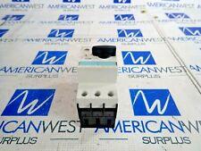 Siemens 3rv1421 1ga10 45 63a 600v 3ph Motor Starter Switch