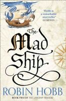 Mad Ship, Paperback by Hobb, Robin, Like New Used, Free shipping in the US