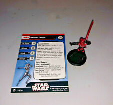 Star Wars Miniatures Legacy of the Force Darth Talon #7