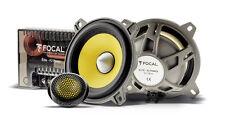 FOCAL ES100K  High-End 10 cm 2-Wege Kompo System Compo Auto Lautsprecher