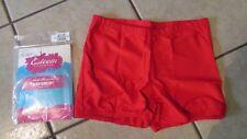 Esteem Athletic Adult Boy Cut Brief-Scarlet-M-Cheerlead ing Uniform/Bloomer(Ca18)