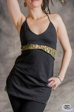 Women's Strappy, Spaghetti Strap Cotton Blend Corset Tops & Shirts