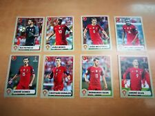 Panini World Cup Russia 2018 MCDONALDS SET EXCLUSIVE PORTUGAL