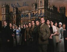 Downton Abbey cast signed autographed 11x14 Michelle Dockery +4