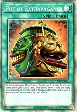 YU-GI-OH! POT OF EXTRAVAGANCE TOCH-EN059 COLLECTORS RARE UNLIMITED