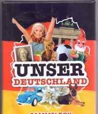 REWE - Unser Deutschland 100 verschiedene Sticker viele Tiere Pflanzen Technik