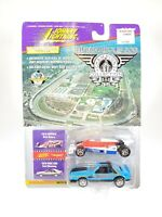Johnny Lightning Indy 500 Pace Cars 1979 Ford Mustang Rick Mears Race Car NOC