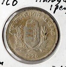 1926 Hungary 1 Pengo