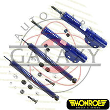 Monroe Brand New Complete Front Struts & Rear Shocks 1979-1993 Ford Mustang