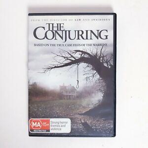 The Conjuring DVD Region 4 AUS Free Postage - Horror