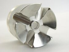 Ronchi Nozzle Tip 45mm OD 8mm Orffice Stainless Steel CD03154   39451407 (T60)