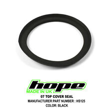 Hope Headset 07 Top Cover Seal Black HS125 - Brand New