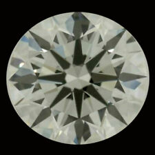 5.60 Carats 11.48MM VVS1 WHITE H-I MOISSANITE Sub to DIAMOND for RING Round BIG