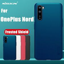 Nillkin Frosted Shield Case Hard PC Phone Cover For OnePlus Nord 8 7T 7 6T 6 Pro