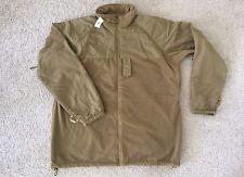 NWT NWU AOR1 AOR2 GORETEX jacket coyote brown fleece liner Medium size