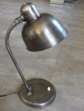 antique lamp retro desk light vtg machine age industrial articulating bauhaus