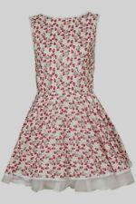 Topshop Jones & Jones Liberty Print Ditsy Pansy Summer Dress - Size 8