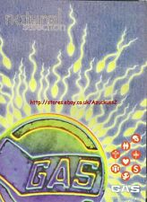 Gas Natural Selection Clothing 1996 Magazine Advert #1486