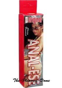 Anal Ese Large 1.5oz  Desensitising Cherry Cream Lube Lubricant Eze Sex Aid