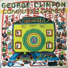 GEORGE CLINTON - Computer Games (LP) (VG-/G-VG)