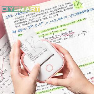 Phomemo Mini Pocket Thermal Printer Wireless Bluetooth Photo Label Paper AU