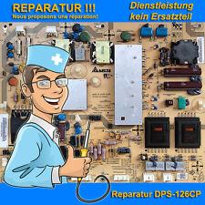 Reparatur Netzteil DPS-126CP-1A, RUNTKA685WJQZ für LED TV SHARP LC-40LE824E