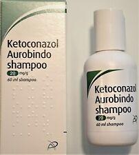 KETOCONAZO L, { aurobindo }  SHAMPOO, 60 Ml. 20 Mg.  -EXP: 08/2021-