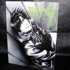 SALTY DOG 4 - KAZUYA MINEKURA SAIYUKI ARTBOOK
