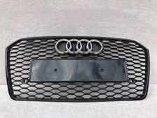 ACEOLT Griglia anteriore radiatore per Audi A7 S7 2009 2010 2011 2012 2013 2014 2015